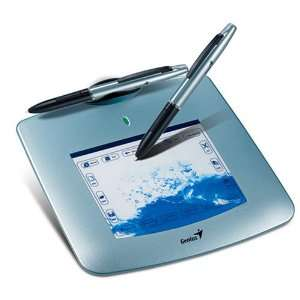 Genius G Pen 340 3 by 4 inch Tablet with Cordless Pen