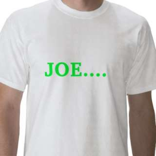 JOE MAMA TEE SHIRTS from Zazzle