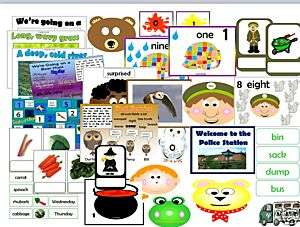 BUMPER STORY PACK PRIMARY TEACHING RESOURCES EYFS KS1