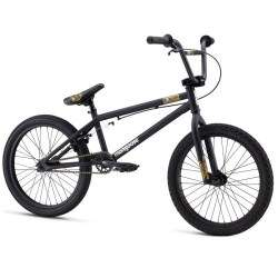 Mongoose Logo Matte Black   2012 BMX Bike  Hargroves Cycles