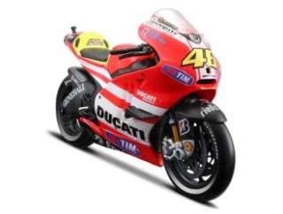 Valentino Rossi MotoGP 2011) Diecast Model Motorbike (by Maisto 32211
