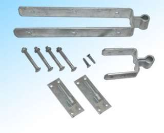BIC Evington Field Gate Brick Fitting Set   Burbage Iron Craft