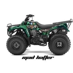 AMR Racing Kawasaki Bayou 250, Bayou 220, Bayou 300 ATV Quad, Graphic
