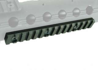 75 INCH PICATINNY BOTTOM RAIL FOR RUGER SR 22 RIFLE