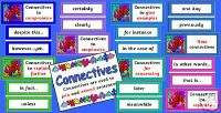 Connectives Display Pack *Primary Teaching Resources*