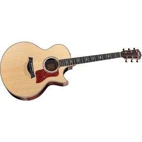 Taylor 815ce Cutaway Jumbo Acoustic Electric Guitar  Musicians