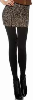 Fleece LINED WINTER WARMING TIGHTS 71045 SEXY Warm Thick FOOTED TIGHTS