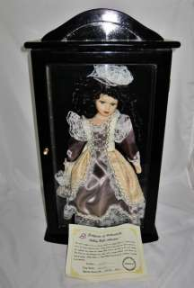 Ashley Belle SKYE Doll, Mint in Case with COA