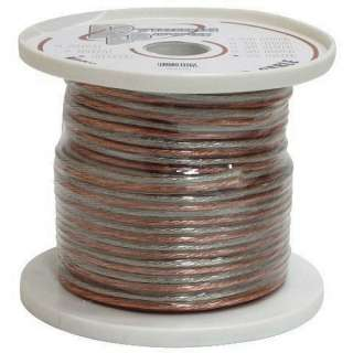 PYRAMID 16 Gauge 100 ft. Spool of High Quality Speaker Zip Wire