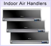 Ductless Air Conditioner AC, Mini Split Heat Pump A/C, Tri Zone