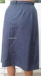 MILITARY Womens Royal Air Force Dress Uniform light weight no2 Skirt