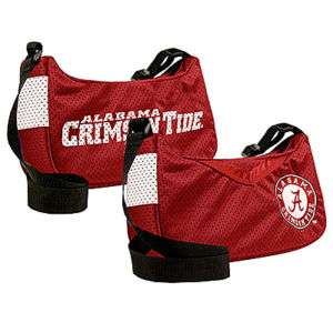 Alabama Crimson Tide Jersey Material Purse New NCAA Bag