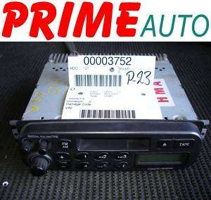 2000 00 Hyundai Accent Stereo Cassette Radio AM/FM OEM