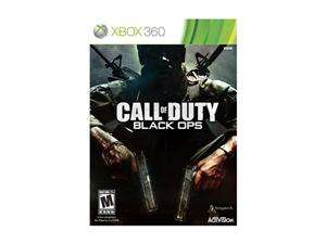 Call of Duty Black Ops Xbox 360 Game Activision