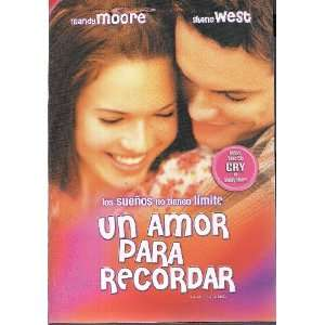 UN AMOR PARA RECORDAR(A WALK TO REMEMBER): Movies & TV