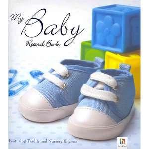 My Baby Record Book (Boys), Editors, Hinkler Parenting