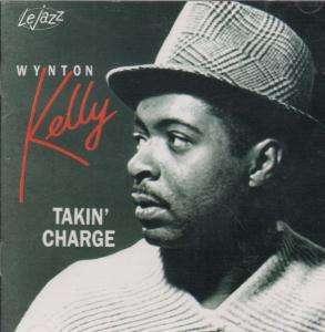 KELLY takin charge CD 12 track (lejazzCD16) uk le jazz 1993