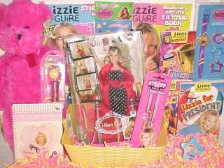 MCGUIRE HILARY duff TOY EASTER GIFT BASKET BARBIE doll BIRTHDAY TOYS