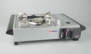 Cassette Feu E 10SL Butane Gas Single Burner Portable Stove Camping
