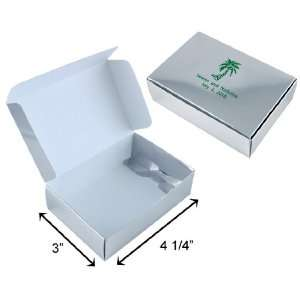 Wedding Cake Boxes   Silver (50 Cake Boxes) Arts, Crafts