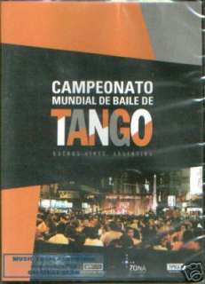 CHAMPIONSHIP 2004 ARGENTINA   CAMPEONATO MUNDIAL DE BAILE DE TANGO