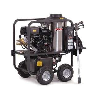 Series 3.5 GPM Honda GX390 Electric Start Hot Water Pressure Washer