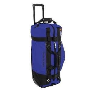 New Club Glove Rolling Duffle Travel Bag Royal Sports