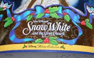 Disney Holiday Princess Snow White Doll 1998 NIB Mint