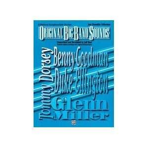 Original Big Band Sounds   Baritone Sax/Solo Bb Clarinet