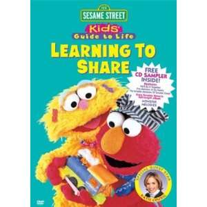 Sesame Street   Learning to Share: Katie Couric: Movies & TV