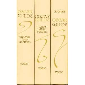 Oscar Wilde in 3 Vol Box Set (Stories, Plays, Poems, Essays, Letters