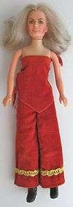 1977 Charlies Angels Farrah Fawcett, Jill Doll Figure