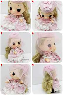 Ddung Korean Lovely Cute Genuine Doll Flower Garden 7