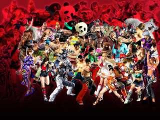 TEKKEN 3 ACTION FIGURE DEVIL JIN MOC MIB from XBOX 360 PS3 GAME