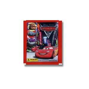 Disney Cars 2 Stickers Toys & Games
