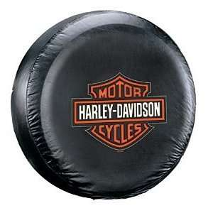 PlastiColor 796 Harley Davidson Spare Tire Cover JEEP DODGE CHEVY FORD