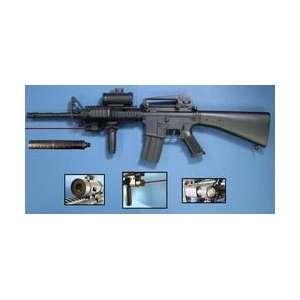 Electric Double Eagle M16 Assault Rifle FPS 200, Scope