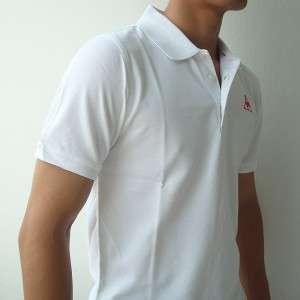 Le Coq Sportif Mens Casual Polo Shirt Slim Fit White M L