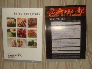New Shaun T Insanity Deluxe Workout 13 DVDs Beachbody NWT NIB Reciept