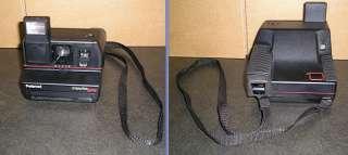 Vintage Polaroid Impulse QPS Instant Camera