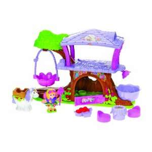 Fisher Price Little People Fairy Treehouse Toys & Games
