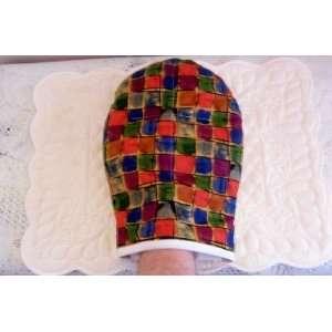Microwavable Heating Pad Hand/ Foot Mitt