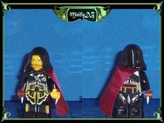 LEGO Custom assassins creed II Ezio Black #128E