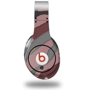 Camouflage Pink Decal Style Skin (fits genuine Beats Studio Headphones