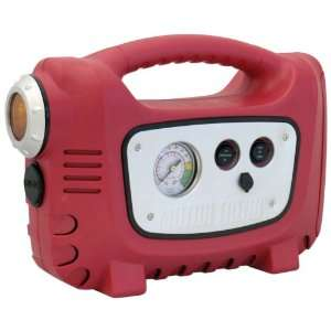 Rechargeable 260 PSI Compressor with Cold Cathode Tube Automotive
