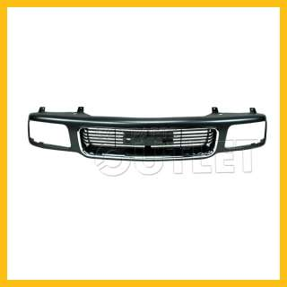 1994 1997 GMC SONOMA/JIMMY PICK UP GRILLE GRILL CHROME
