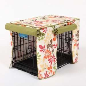 More Leaves and Flowers with Leaf Stagecoach, Double Doors Pet