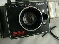 Vintage Polaroid Camera Square Shooter Instant Film Type 88