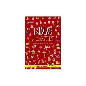 Rimas y chistes / Rhymes and Jokes: Para colorear