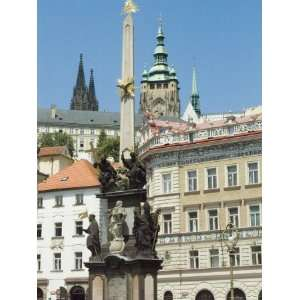 Mala Strana, Prague, Unesco World Heritage Site, Czech